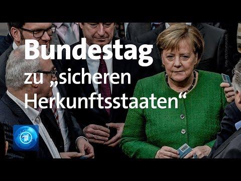 LIVE: Bundestag zu