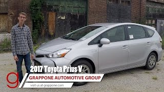 2017 Toyota Prius V | Road Test & Review