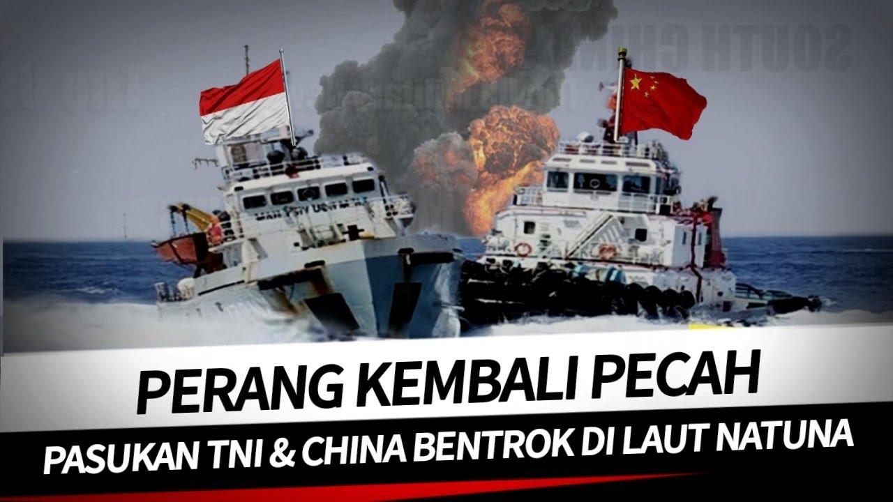 Download BERITA TERKINI - PERANG PECAH, PASUKAN TNI & CHINA KEMBALI BENTROK DI NATUNA