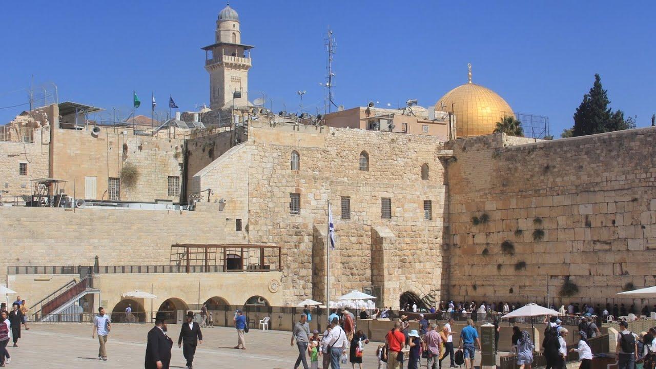 關注大君之城耶路撒冷(耶路撒冷日特別評論節目)2020 05 20
