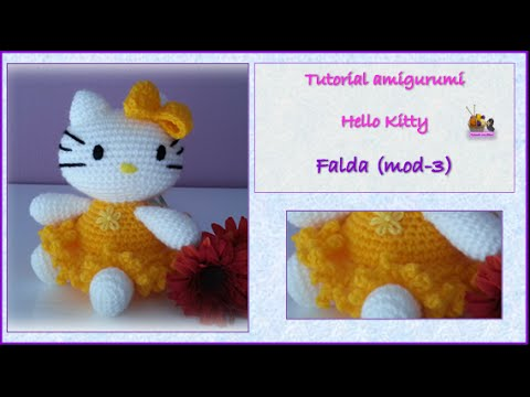 Amigurumi hello kitty bailarina no Elo7 | ATELIÊ DA VÓVIS (B26D6E) | 360x480