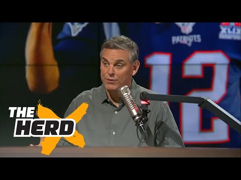 Westbrook snubbed by NBA All-Star Game voting? Colin reacts | THE HERD