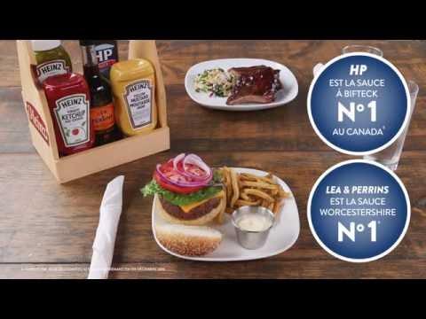 Laissez-vous inspirer! Kraft Heinz sur l'industrie leader condiments