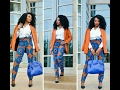 How to Wear Print/Ankara to the Office (BOSS LADY)
