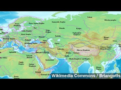 Did Native Americans Migrate From Eurasia?