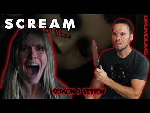Drumdums s the SCREAM TV Series Season 1