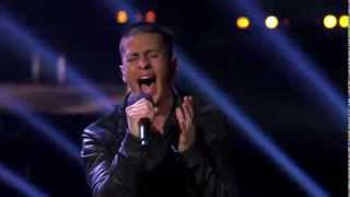Carlito Olivero - If You're Not the One (The X-Factor USA 2013) [Top 13]