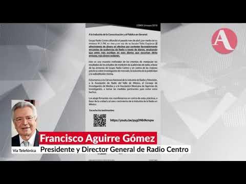"""El """"error"""" de Toño Esquinca y radiodifusoras vs. Radio Centro: lo mejor de #AristeguiEnVivo"""