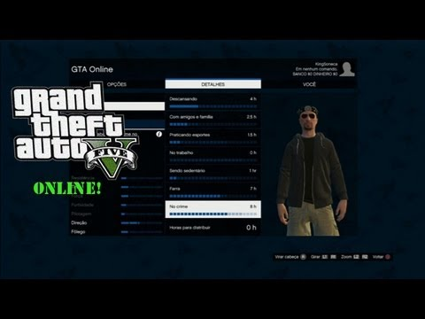 how to play gta 5 online xbox 360 tutorial