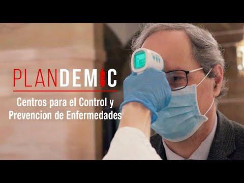 PLANDEMIC: Centros para el Control y Prevención de Enfermedades (El CDC)