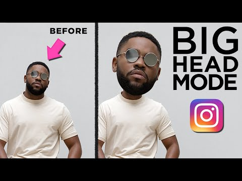 MAKE YOUR HEAD BIGGER | Best Instagram Edits Apps For Outfit Photos