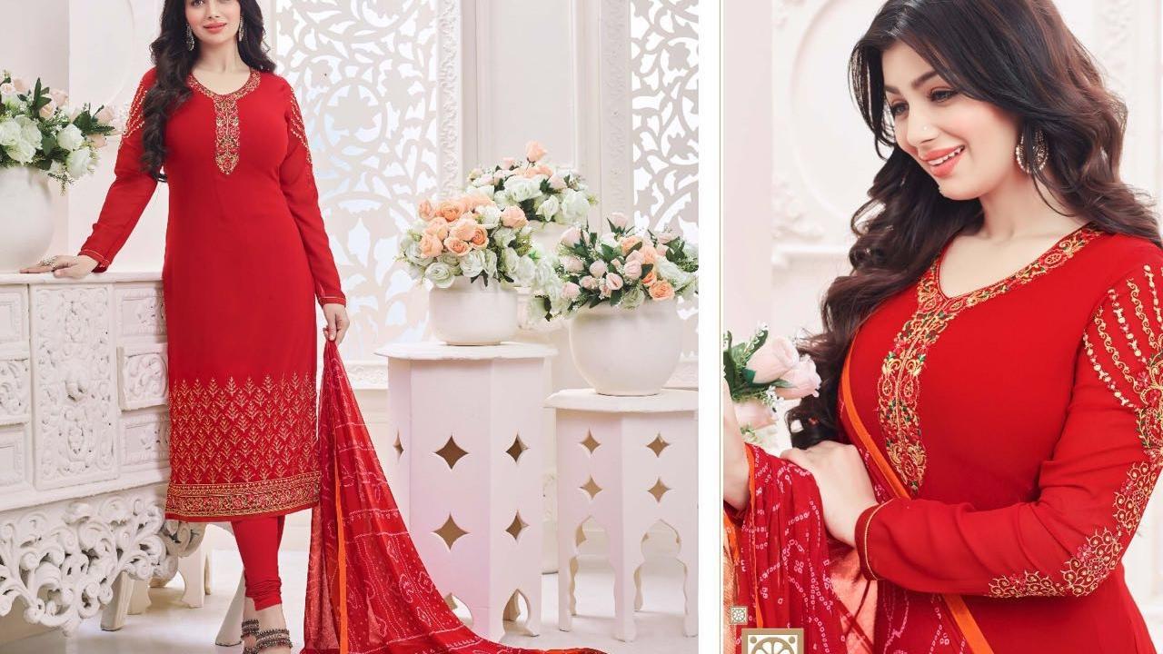 e25588c3a9 Latest Indian dresses collections 2017 || Ayesha Takia Salwar kameez ||  Lavina-2 - YouTube
