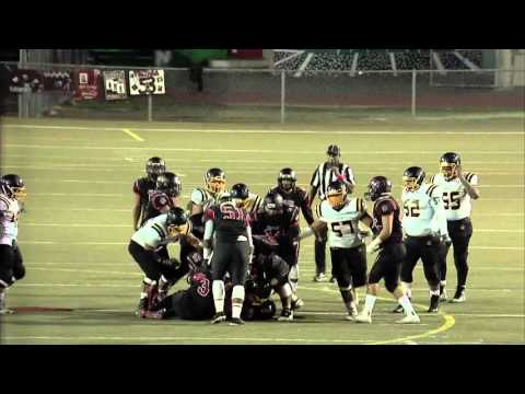 High School Football: Banning (Wilmington) vs. San Pedro 2015