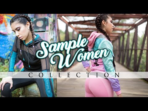 FIRST LOOK: SAMPLE INDUSTRIES WOMEN'S COLLECTION DEBUT !!!