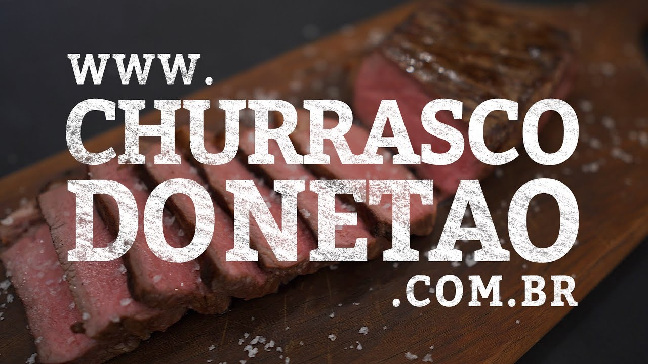 Bombom do Alcatra com creme de Gorgonzola na Churrasqueira   Netão! Bom Beef #23