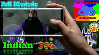 PS4 Indian Gloud Games New Pro Emulator for Android And play Any PS4 Games On Your Device