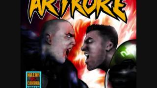 Nazar vs Raf Camora - Artkore