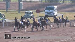 Vidéo de la course PMU PRIX CAR ENTR'AID