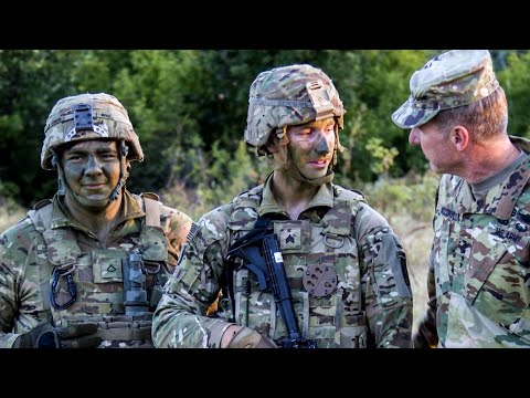 Get To Know The 40th Chief Of Staff Of The Army