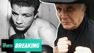 Jake LaMotta Dead, Real-Life 'Raging Bull' Boxer 'Fought Til the End' | TMZ Sports