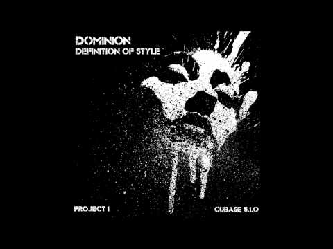 Definition of Style (Preview) - K-MusicZ/ Dominion Trance / Hardtrance / Techno