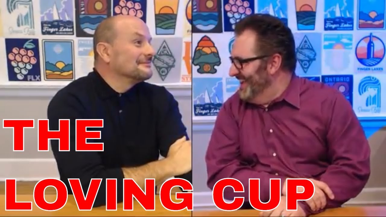 THE LOVING CUP LIVE AT 3:30 PM: Dion Pender & Duane Bombard (podcast)