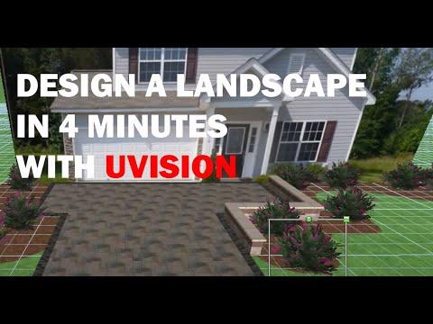 The 4 Minute 3D Landscape Plan