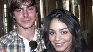 Zac Efron and Vanessa Hudgens When I'm With You