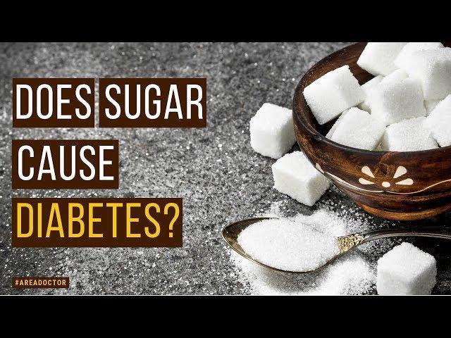 Does Sugar Cause Diabetes?- #AreaDoctor (Pidgin English)