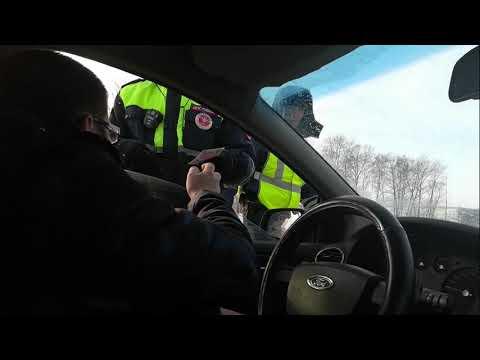 Пенза ДПС - край неграмотных сотрудников