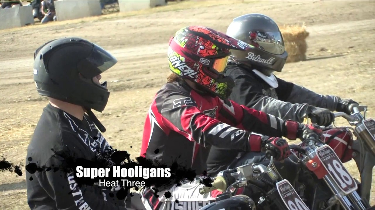 2017 RSD Super Hooligans Flat Track Racing - Live from Sturgis Buffalo Chip