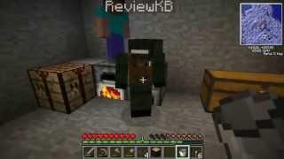 [GRG]Minecraft1.6.2 Event EP.2 สร้างบ้าน