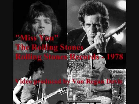 Miss You - The Rolling Stones (1978)