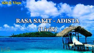 Video ADISTA - RASA SAKIT (version HENDY) download MP3, 3GP, MP4, WEBM, AVI, FLV Maret 2018