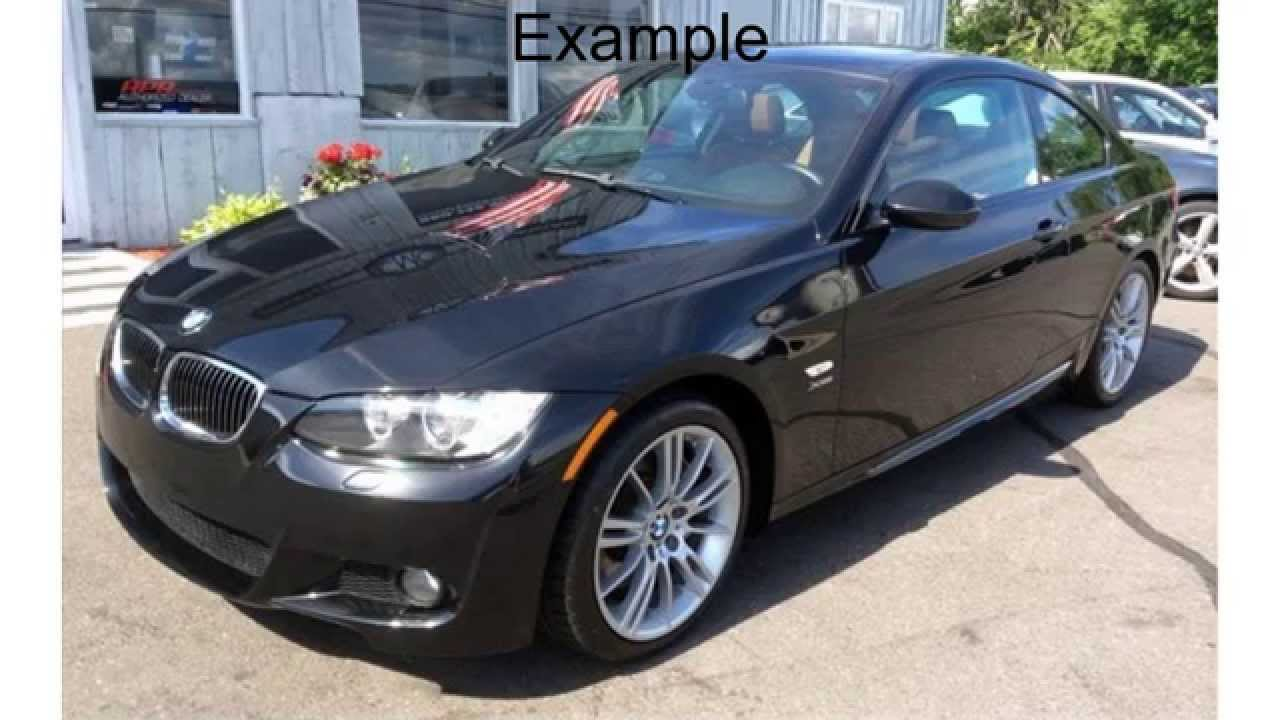 Bmw Used For Sale >> Used Bmw For Sale In Ct Get A Great Deal Buy This Used Bmw For