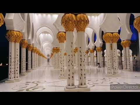 Sheikh Zayed Grand Mosque /sheikh Zayed mosque new entry point In 2021