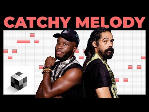 "How to Write a Catchy Melody – Music Theory from Fuse ODG ""Bra Fie"" (feat. Damian Marley)"