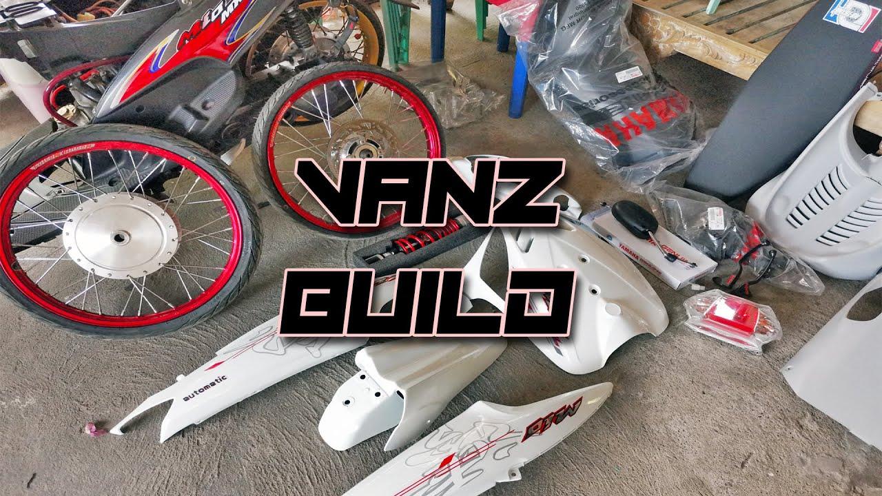 Download Mio Sporty to Mio 1 Vanz Classic Full Build