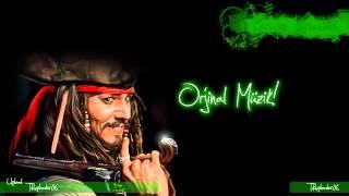Karayip Korsanlari Orjinal müzik