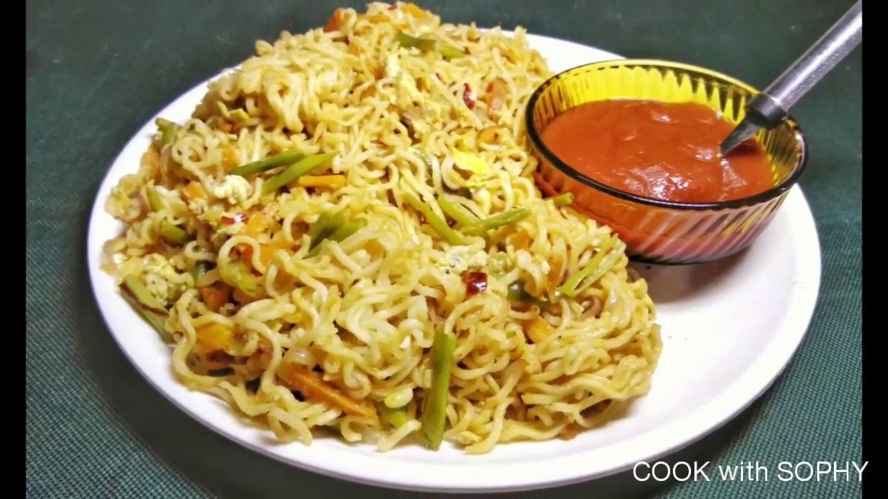 Egg Noodles എഗ ഗ ന ഡ ൽസ Breakfast And Evening