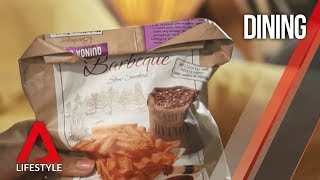 Party hacks: How to seal a bag of chips without a clip | CNA Lifestyle