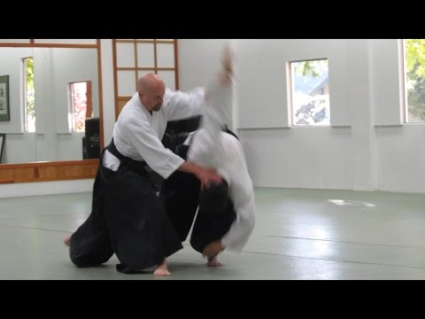 This is Aikido at Best Martial Arts Institute