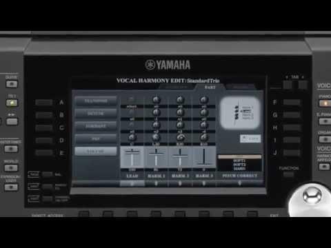 Demo Sounds Yamaha PSR-S770,PSR-S970 New 2015