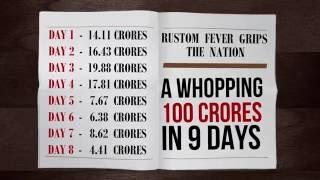 Rustom Rocks Box Office | Akshay Kumar | Ileana Dcruz | Esha Gupta