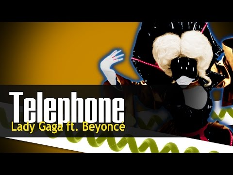 Just Dance | Telephone by Lady Gaga ft. Beyoncé