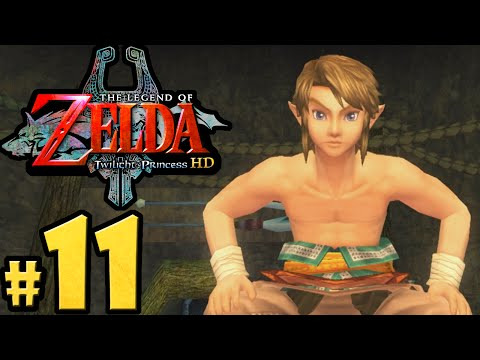The Legend of Zelda Twilight Princess HD Gameplay Walkthrough PART 11 Epona & Iron Boots Sumo Wii U