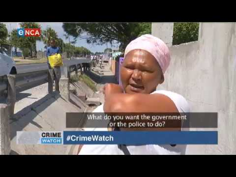 Crime Watch l Life in the Cape Flats l 20 March 2019