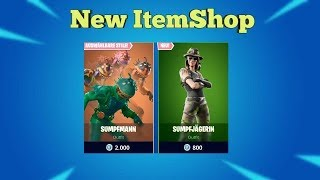 Fortnite Item Shop 13.9.19 I COOLER NEW SKIN FOR 800vBucks I Fortnite Shop