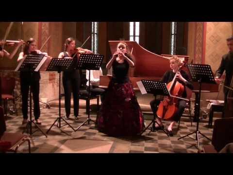 Johann Sebastian Bach - Concerto d minor BWV 1059 - Michaela Koudelková