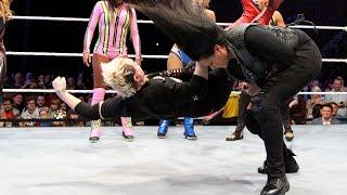SmackDown Superstars break more than James Ellsworth's heart in Leeds, England thumbnail
